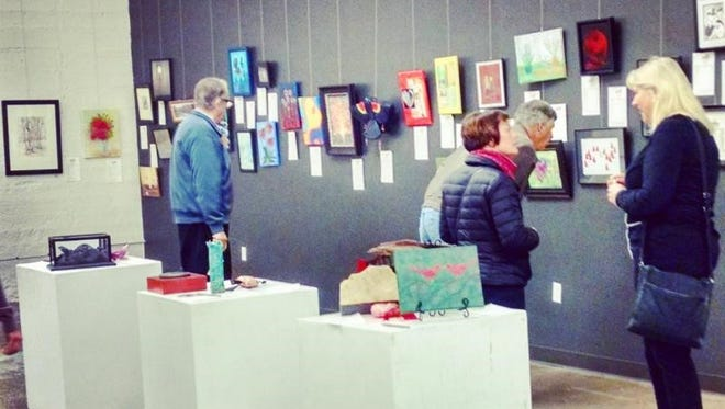 The Hearts for the Arts: Beaus and Eros art auction will raise funds for the SRAC's arts education programs.