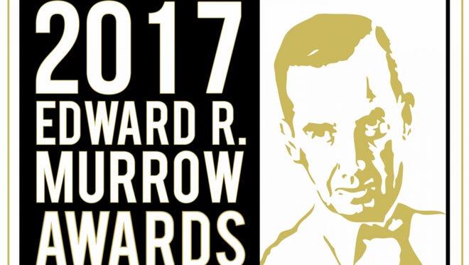 Edward R. Murrow 2017 regional award winner