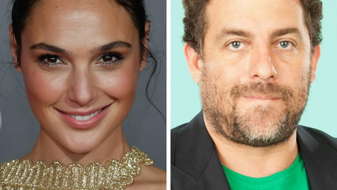Gal Gadot and Brett Ratner.