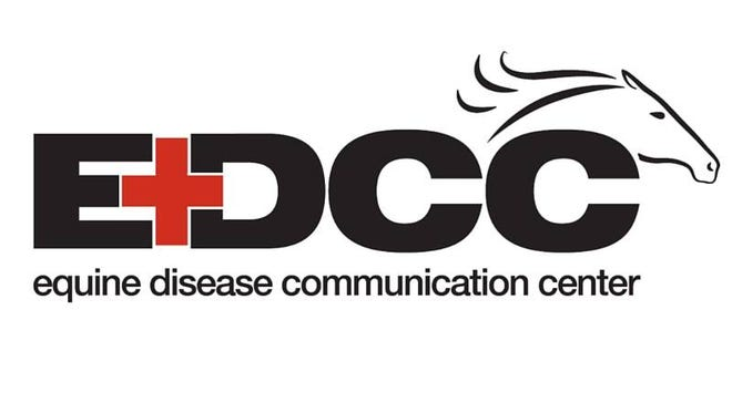 The EDCC seeks and reports information on outbreaks of disease in horses in North America.  It's similar to alerts issued by the Centers for Disease Control and Prevention, but the EDCC is a non-profit funded by the horse industry.