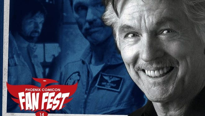 Tom Skerritt is one of the actors who will make an appearance at the Phoenix Comicon Fan Fest.