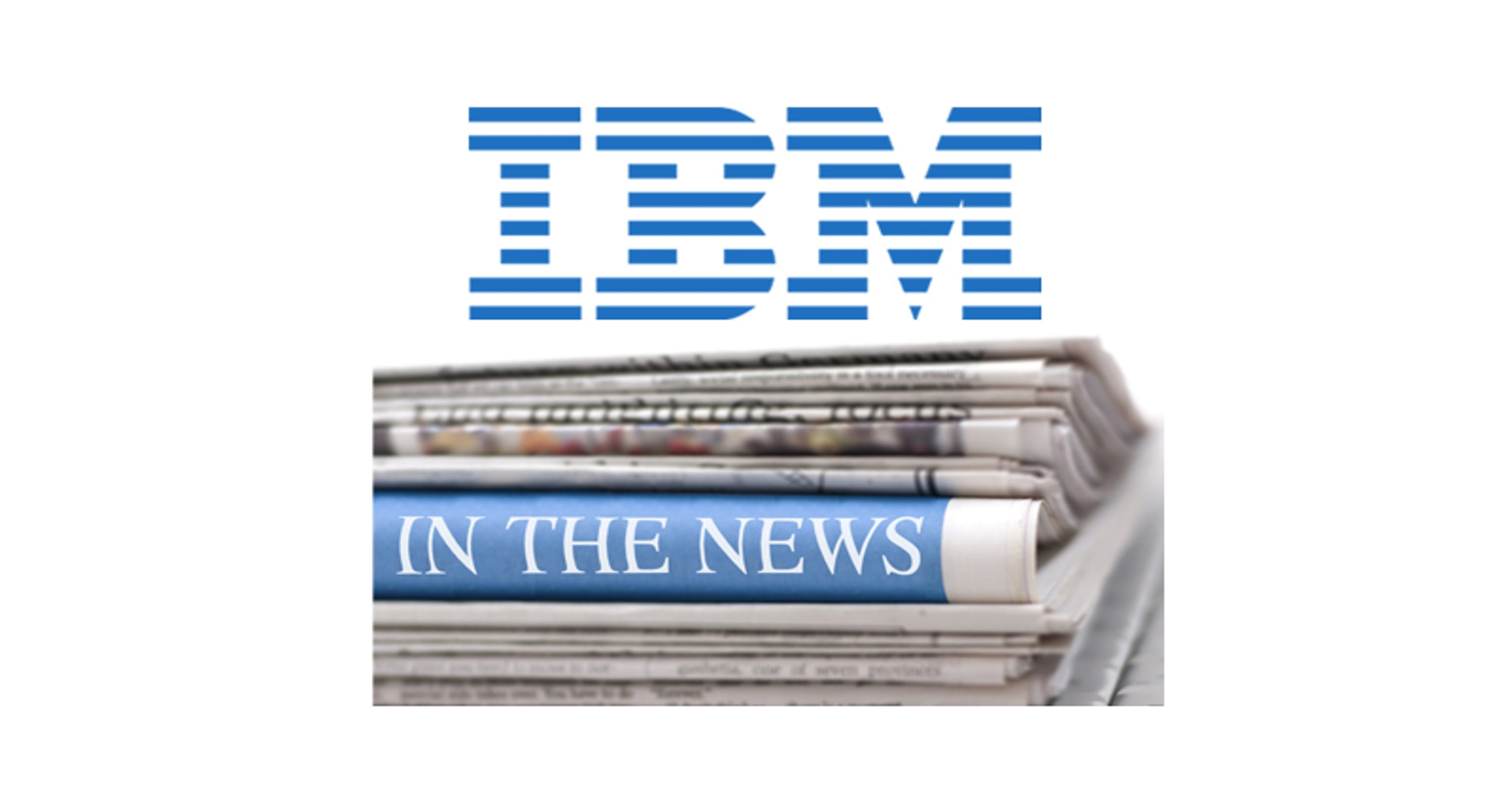 IBM: Latest earnings report to be released Monday at 4:15 p m