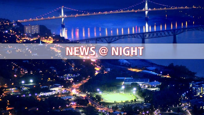 News@Night is a quick summary of the day's top stories.