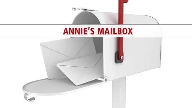 webkey annie's mailbox