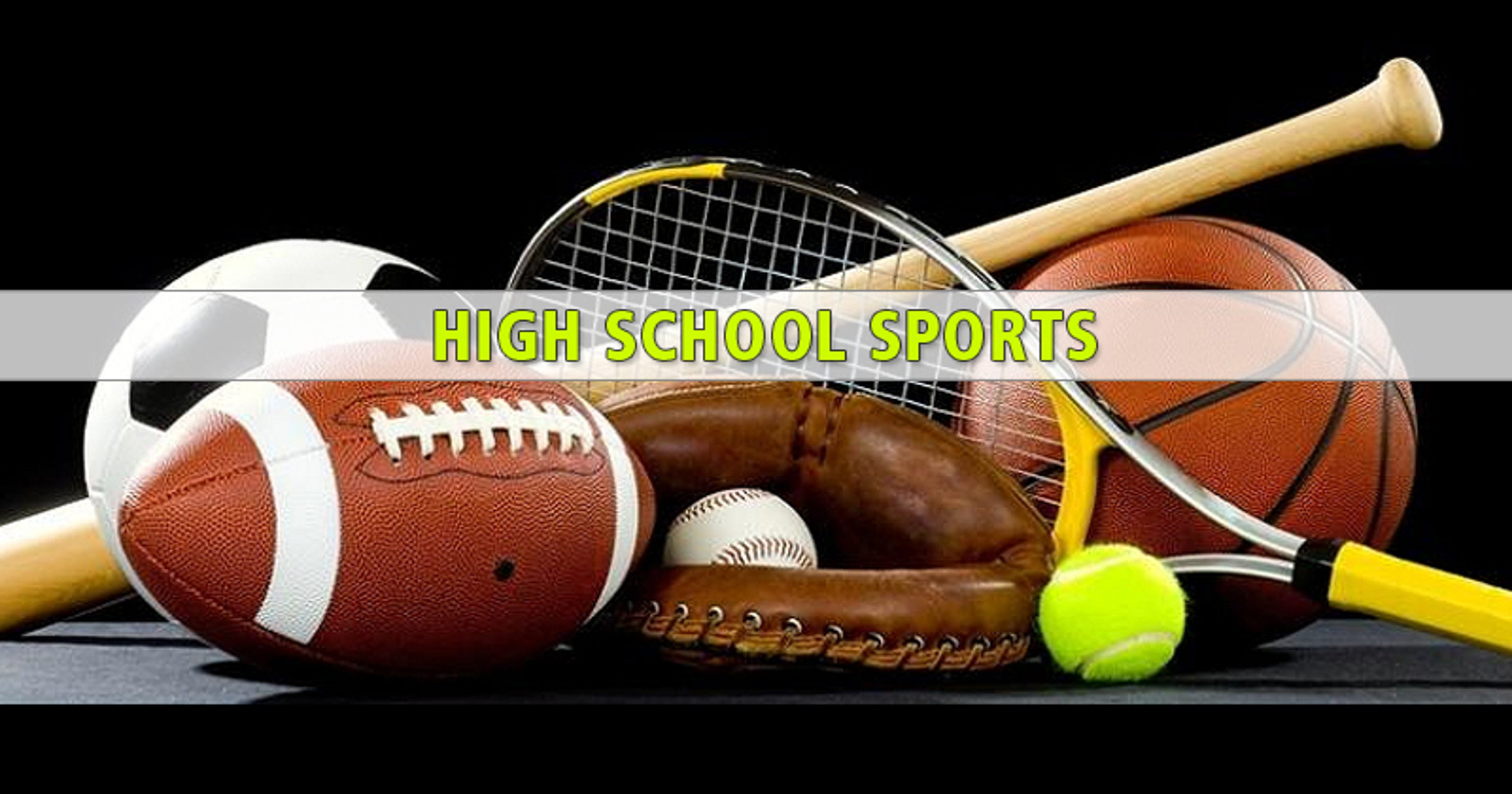 High school sports: Sunday's varsity scores and schedule