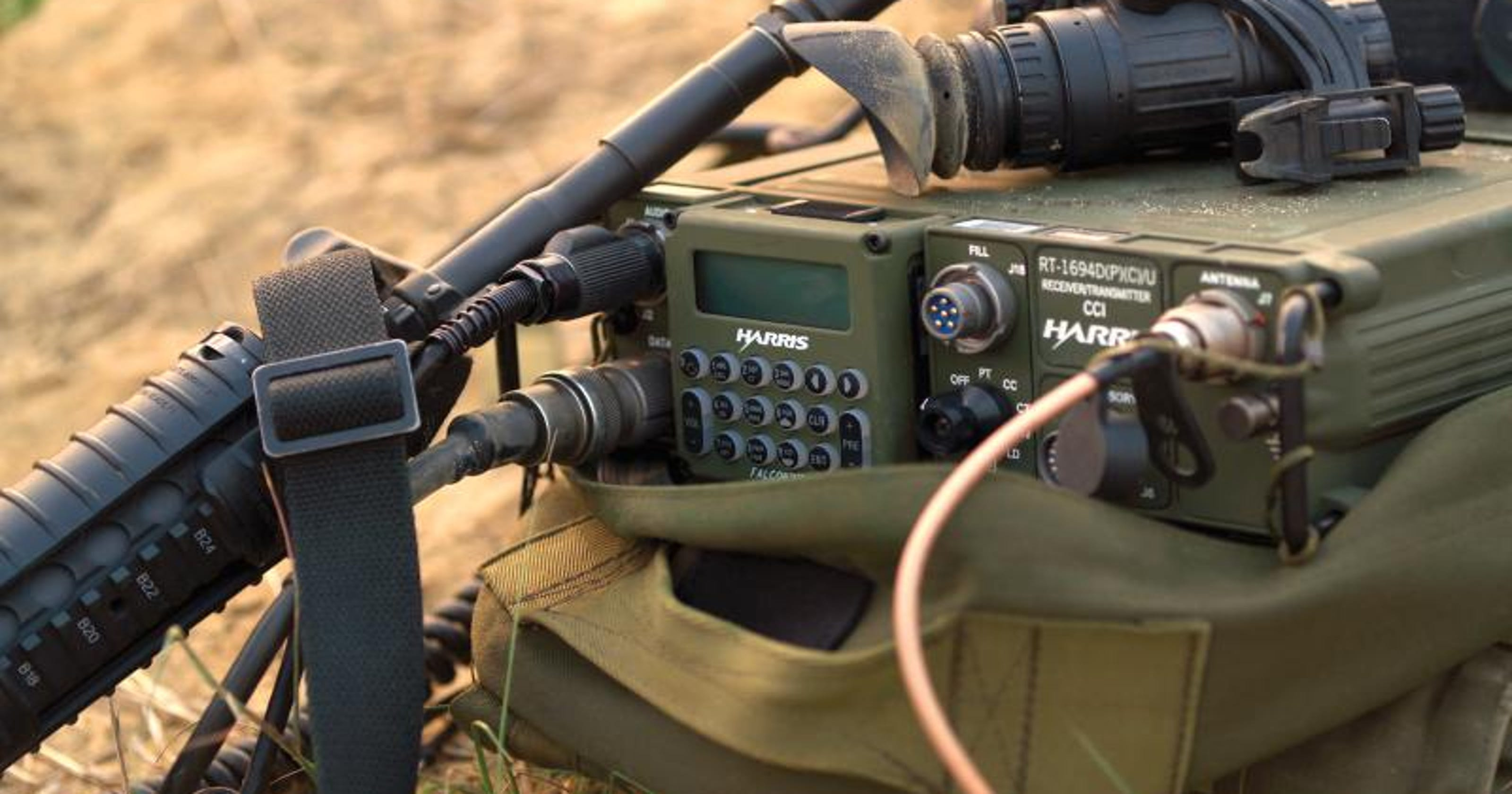 Harris Corp  signs multiple deals for radios