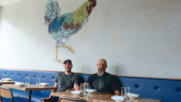 No Beard nominations for Blue Hen, Talula's Table