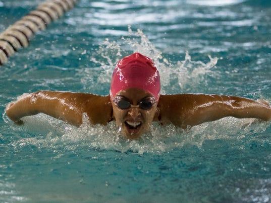 Prep Swimming