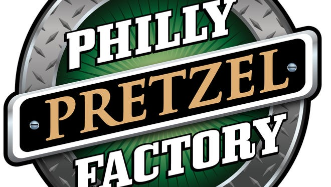 A Philly Pretzel Factory franchise in Bear is giving away free pretzels for donations of non-perishable food.