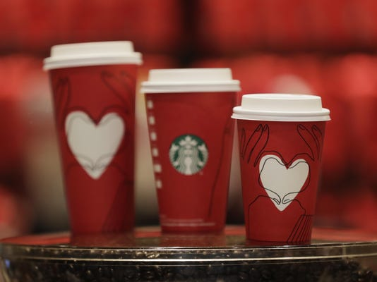 Starbucks Another Holiday Cup