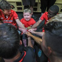 Louisville men's soccer gave boy with brain tumor his 'best day ever'
