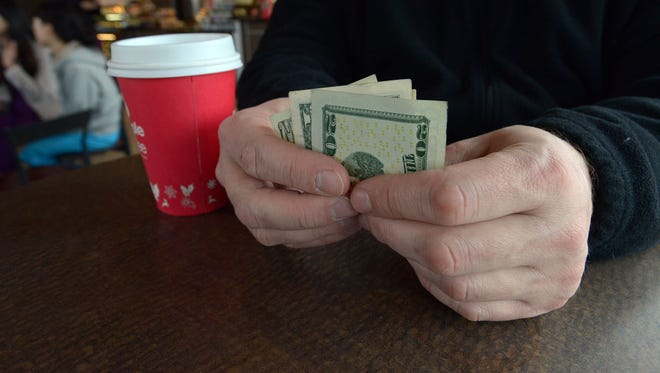Stephen Dublanica, a Morris County resident, has authored two books. The second tackles the topic of  tipping, its history and how much and who we should tip.