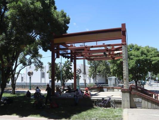 The Buzz Redding Tree City Or Fence City Usa