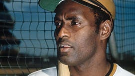 The great Roberto Clemente.