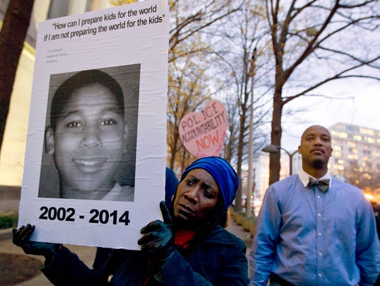 Cleveland fires officer who shot Tamir Rice