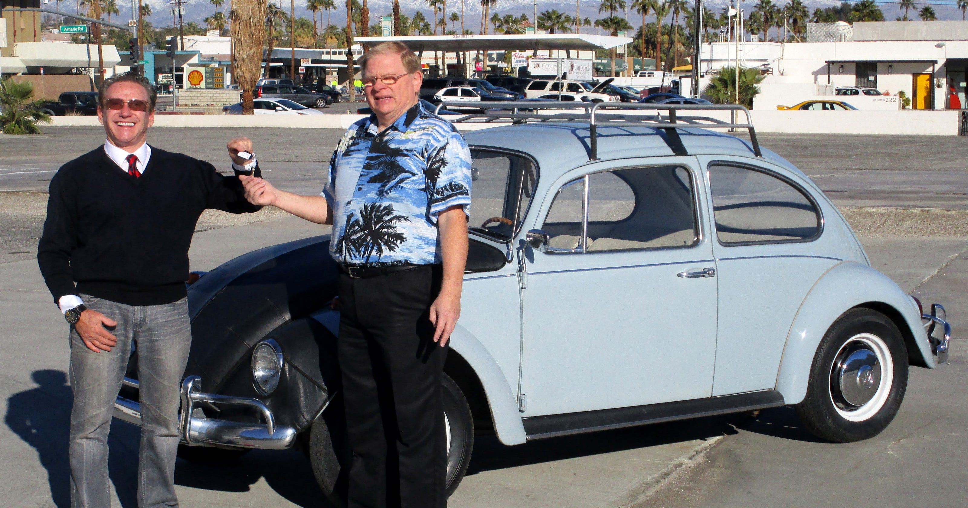 Mccormick Car Auction Changes Lanes In Palm Springs