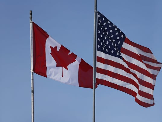 Canada boycotts American goods