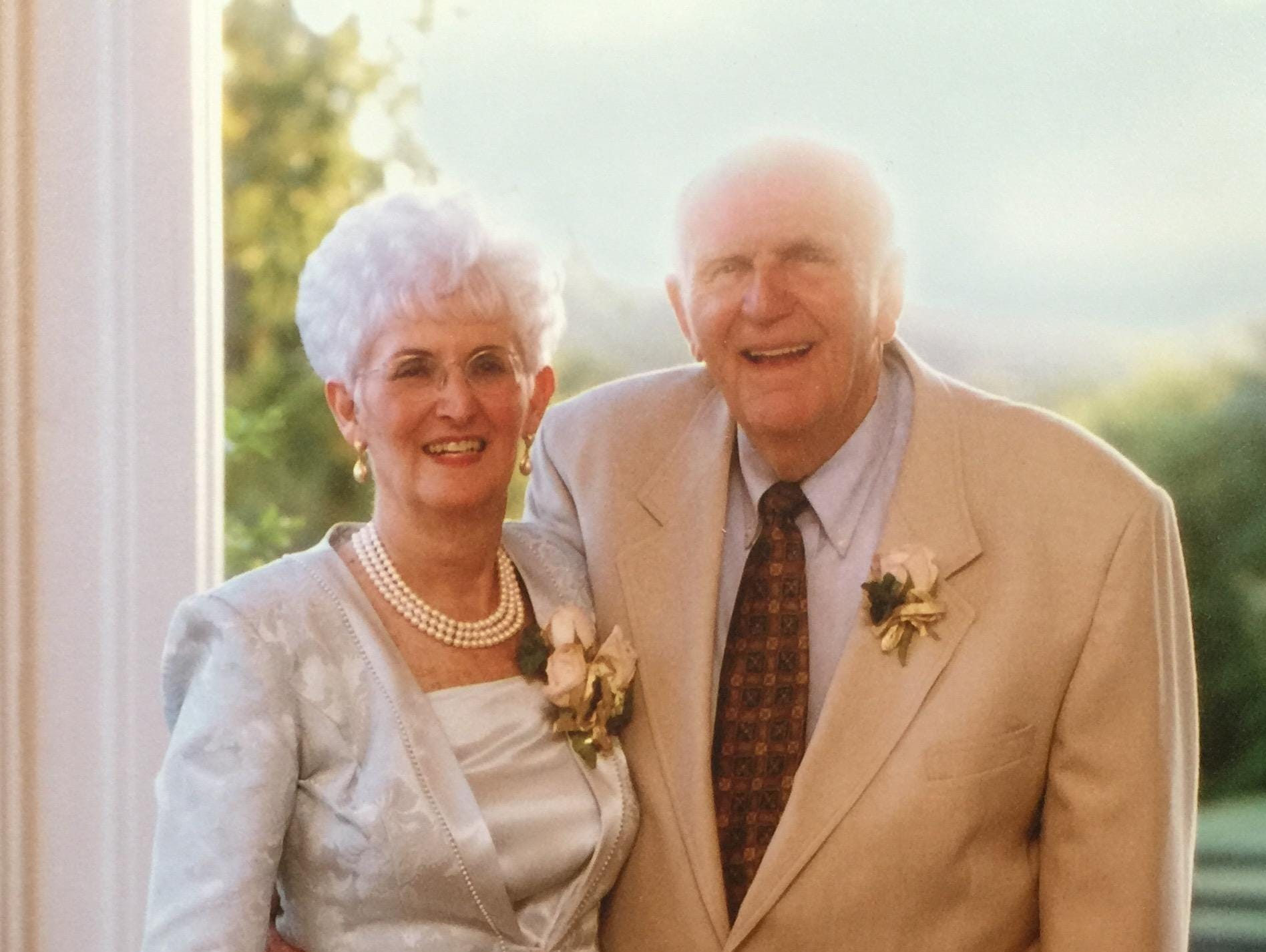 """Dudley """"Big Daddy"""" Jones and his wife, Thelma, bought Dairy King in 1970. They would have been married 65 years."""
