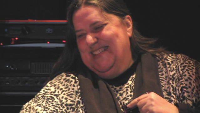 Big Nancy Swarbrick
