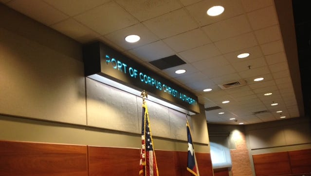 The Port of Corpus Christi Authority holds its regular meeting on Tuesday.