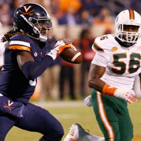 Virginia wants to be ACC contender, faces road test vs Duke