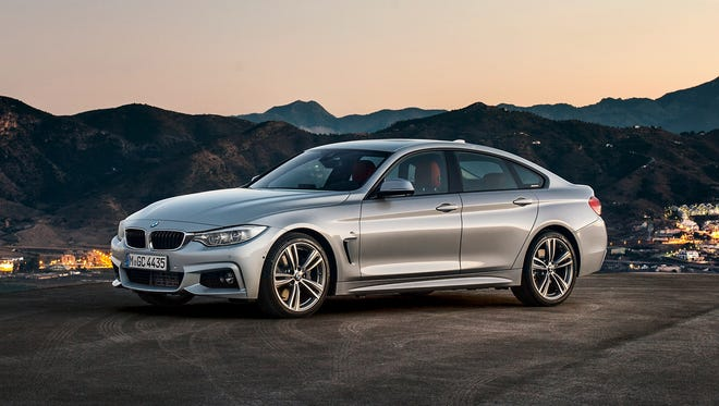 The 2015 BMW 435i Gran Coupe