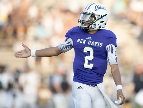 IU commit Reese Taylor leads top-ranked Ben Davis.