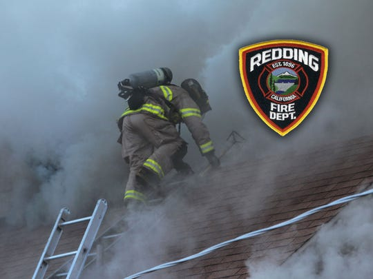 Redding Fire