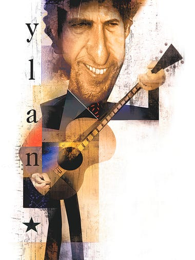 Bob Dylan comes to the Iowa State Fair.