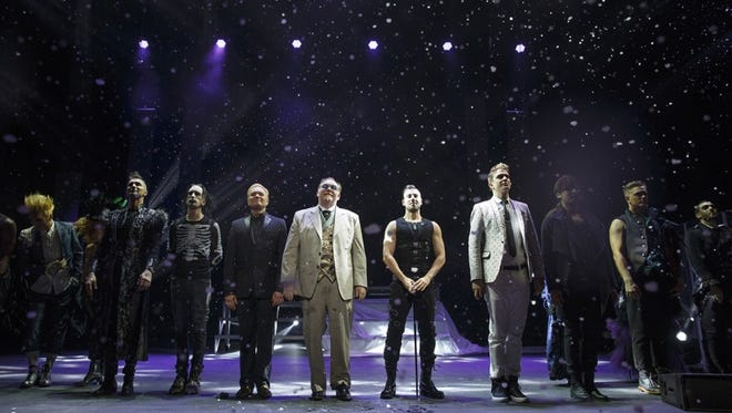 Seven of the top names in stage magic come together as The Illusionists, performing two shows Wednesday at the Saenger Theatre.