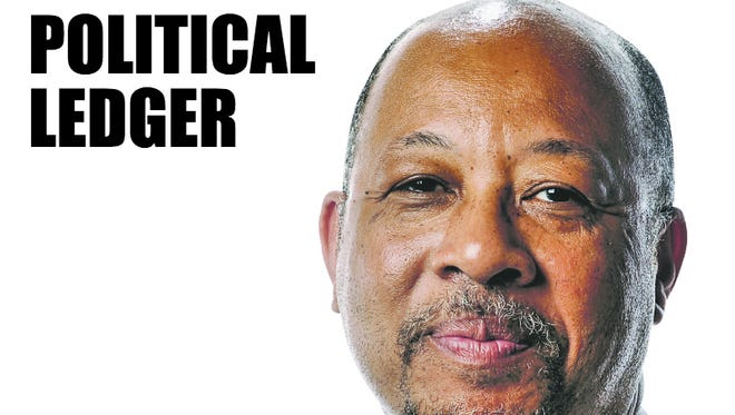 Clarion-Ledger Government Reporter Jimmie E. Gates