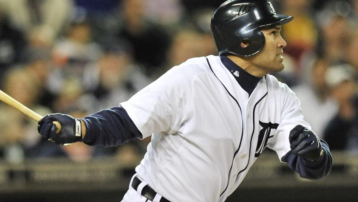 Johnny Damon, once a Tiger, arrested for DUI; blows more than three times legal limit 2