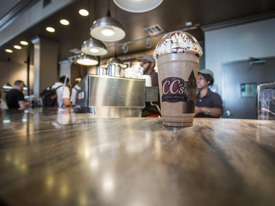 CC's Coffee House has launched an aggressive growth