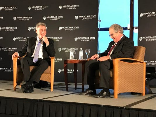 MARTIN BARON AT MSU