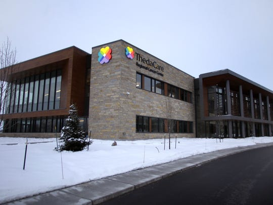 The recently opened ThedaCare Regional Cancer Center
