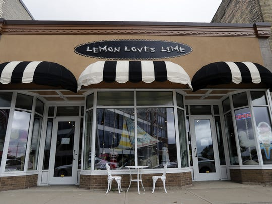 Lemon Loves Lime's renovated store is at 192 Main St.