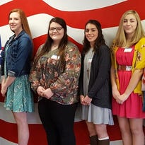 Daughters of the American Revolution honors high school students as Good Citizens