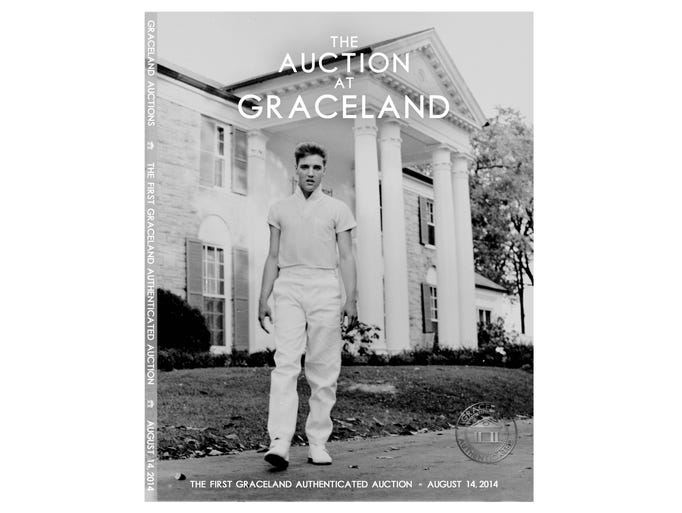 Elvis Presley's Graceland will host its first auction of artifacts from the singer's life and career on Aug. 14, 2014, as part of Elvis Week festivities in Memphis. The auction will include 72 items, many of them from the collection of Greg Page, a founder of The Wiggles and one of the foremost collectors of Presley artifacts.