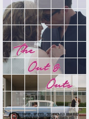 Film poster of Top 20 film 'The Out and Outs.'