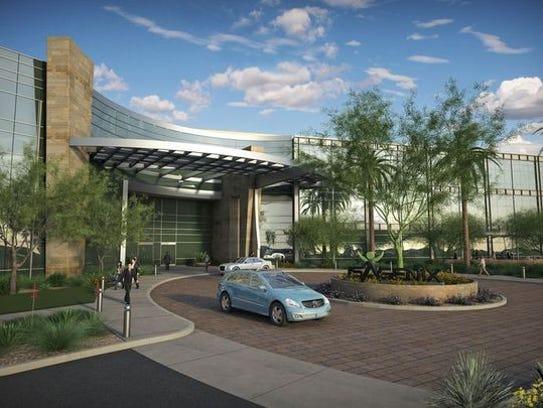 Rivulon, the 250-acre commercial development at Gilbert