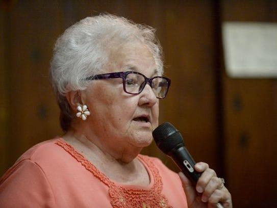 Former Lebanon mayor Betty Eiceman has endorsed Jeff