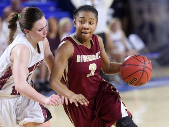 Riverdale junior Anastasia Hayes