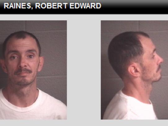 Robert Edward Raines