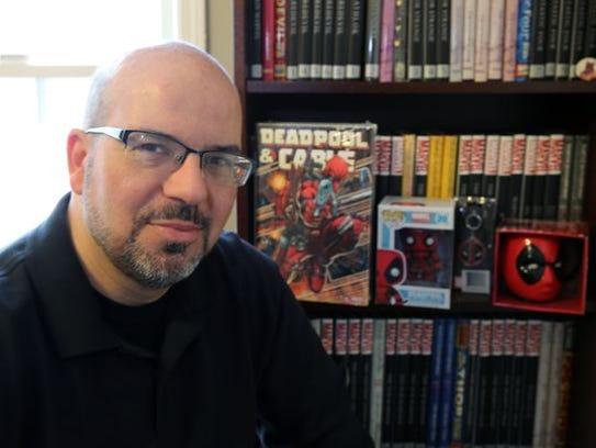 Deadpool co-creator Fabian Nicieza