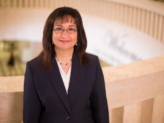 Lila A. Jaber serves as the vice-chair of the BBMC