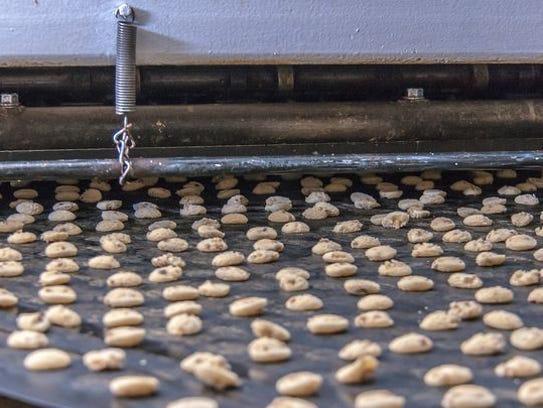 Joseph's Lite Cookies are sugar-free.