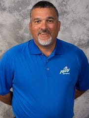 FGCU softball coach David Deiros