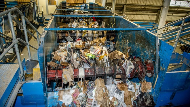 One of the biggest contaminants and pollutants worldwide is plastic, specifically plastic bags.  The totes are blamed for often disrupting the processes at recycling plants.