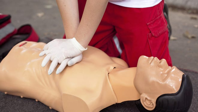 Take it from me, CPR training in school is the best place to learn it.