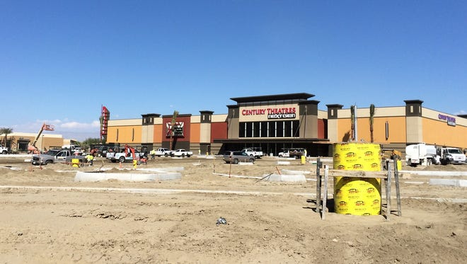 The new 12-screen Century Theatres complex in La Quinta is scheduled to formally open Nov. 6, a Cinemark official said.